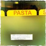 Pasta - Nix Fahrrad Anlehnen!!!