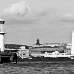 Samstags cruise in Göteborg