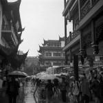 Shanghai im Dauerregen